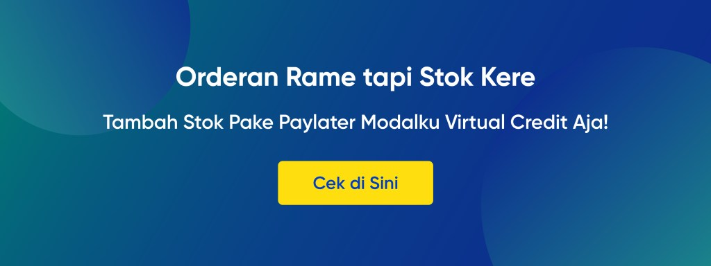 Paylater Modalku Virtual Kredit