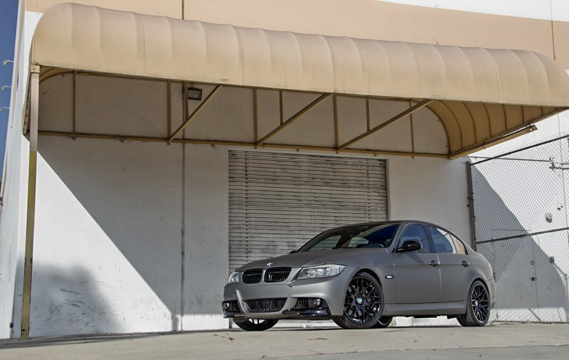 bmw-e90-335d-metallic-matte-gunmetal-wrapped-photoshoot-15