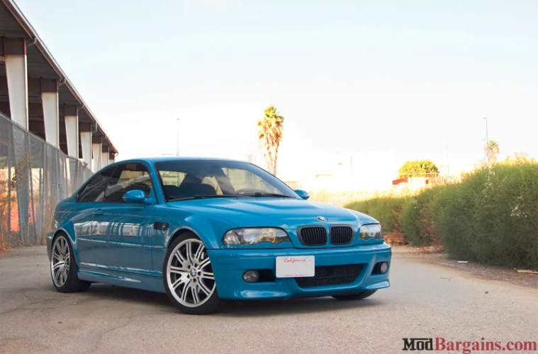 Laguna Seca M3 >> Super Clean Laguna Seca Blue E46 M3 Photoshoot On Modbargains Com Blog