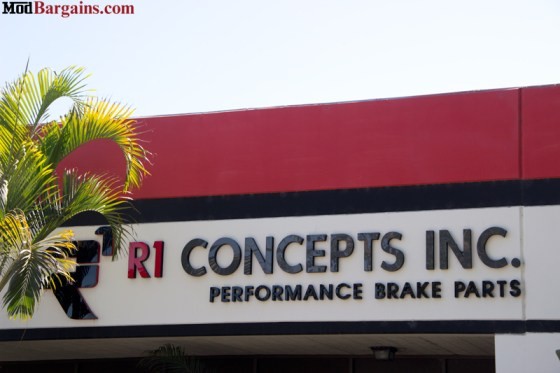R1 Concepts Inc. Building