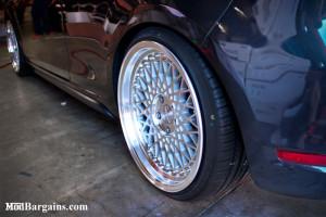 Silver Avant Garde Wheels Spokes