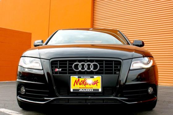 2012 Audi S4 Prestige Front End