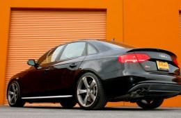 2012 Audi S4 Prestige Rear
