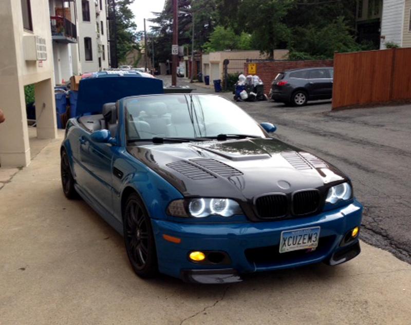 XCUZEM3  Sams Laguna Seca Blue E46 M3