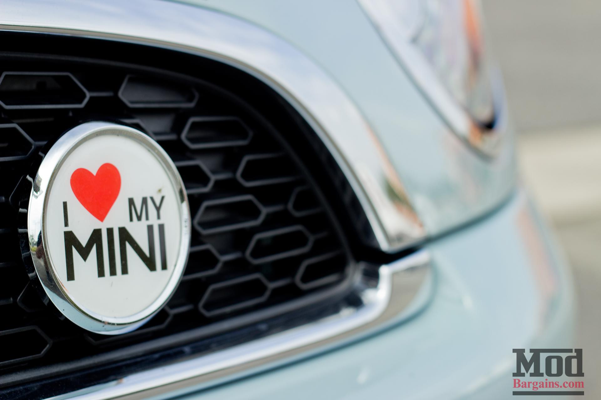 Minty Fresh: Clean & Mean R56 Mini Cooper S
