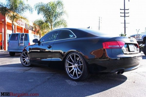 Stance: Suspension Spotlight For Audi B8 A4 / S4 & A5 / S5
