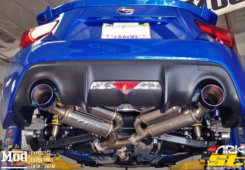 Subaru Brz New Wheels St Suspensions Coilovers Toms Tails Ark Exhaust on Subaru Boxer Engine Technology