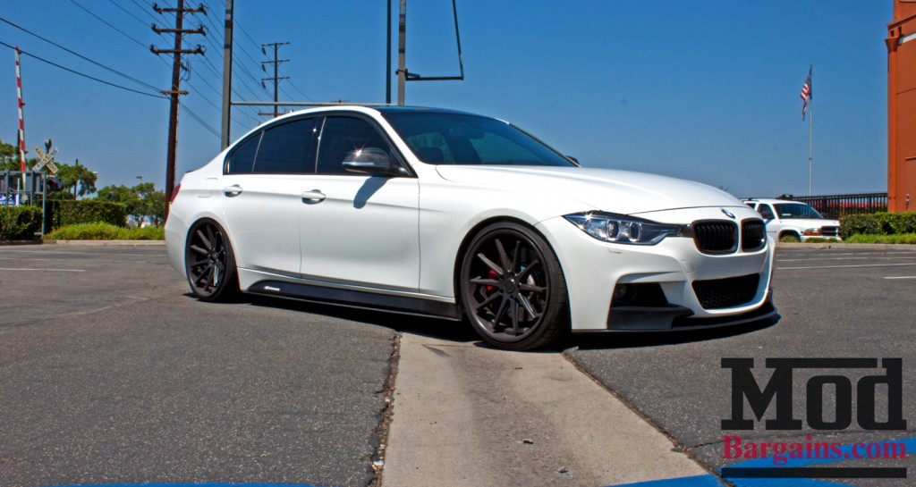 Bmw 320i Modified >> WERK: Patrick's F30 BMW 335i - 1 Year of Mods Later