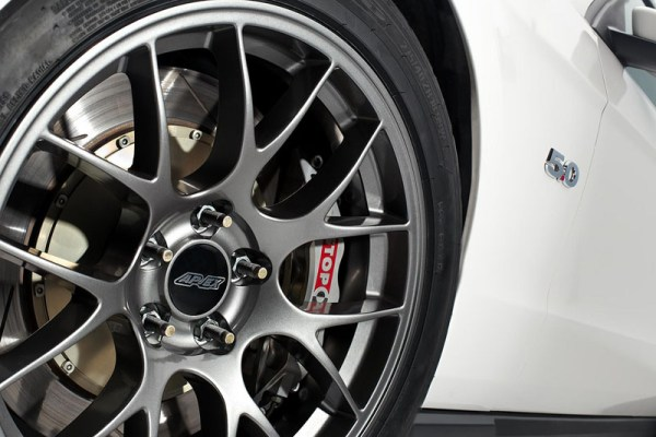 Race-Ready Apex Wheels for Mustang, FR-S + BRZ, now available at ModBargains!