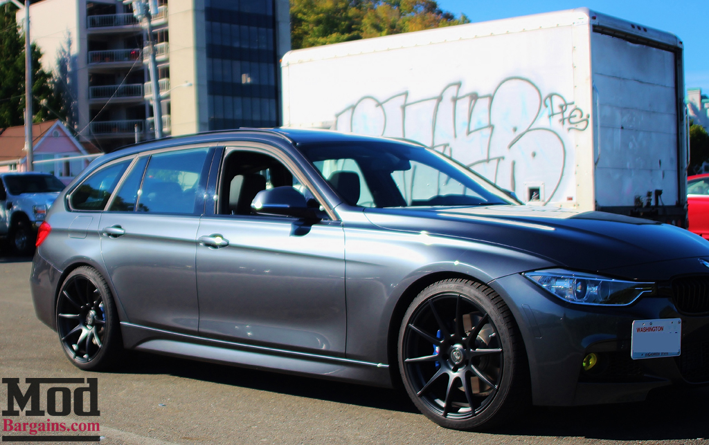 Longroof Love: F31 BMW 328xi M-Sport dares to be different