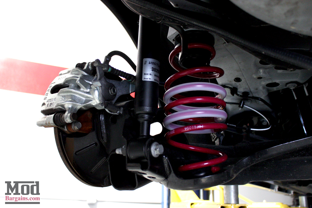 Gettin low with a Ford Fiesta ST on Vogtland Coilovers ...