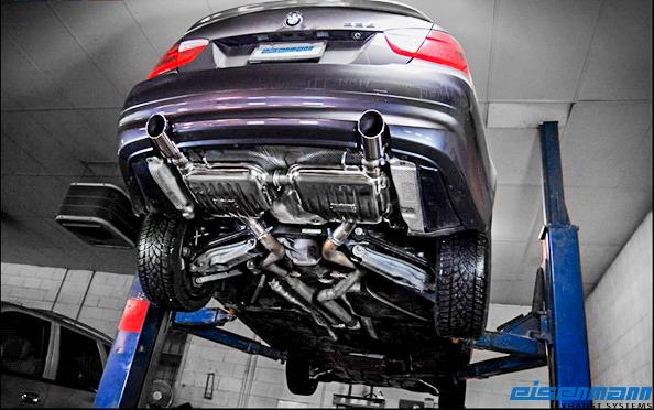 Eisenmann BMW 335i E92 E93 Exhaust B5331.01023 Dual img_001