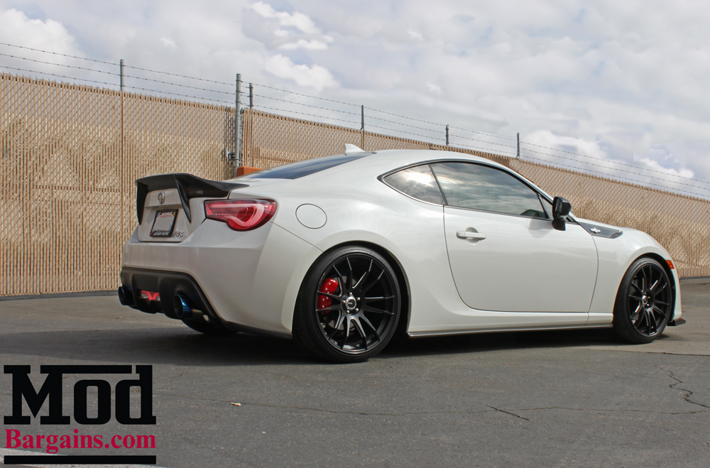 Overnight Parts from Japan: Dan Gray's Supercharged Scion FR-S