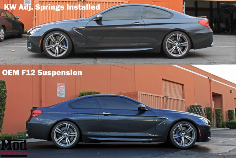 BMW-F12-M6-KW-Sleeveover-Kit-Before-After