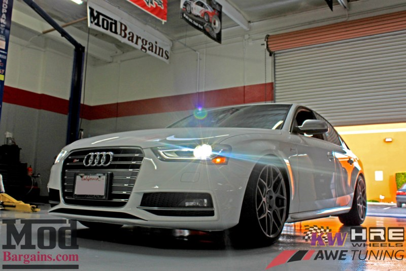 Audi_B8_S4_AWE_Exh_KW_Coils_HRE_FF01_19in_Michael_Chen_Img009