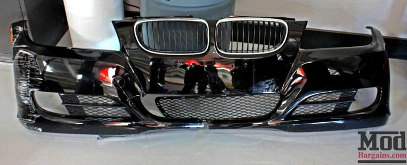 BMW_E90_LCI_Sport_Bumper_Paint-Svcs-Black_Img001