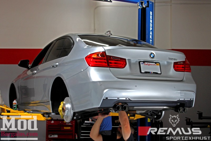 BMW_F30_328i_Msport_Forgestar_F14_GM_BMWBBK_REMUS_Black_Quad_exh_img021