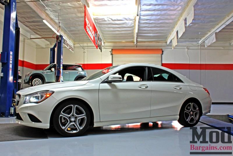 Mercedes_CLA250_HR_Springs_Avant_Garde_Black_Wheels_Before_001