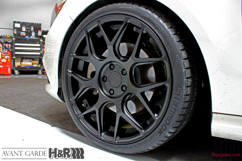 Mercedes_CLA250_HR_Springs_Avant_Garde_Black_Wheels_after_007