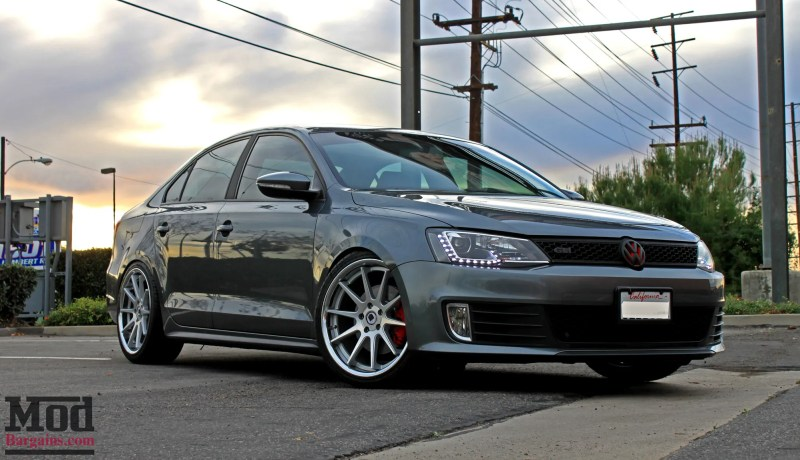 Quick Snap: John I's Slick Custom MK6 2012 VW Jetta GLI