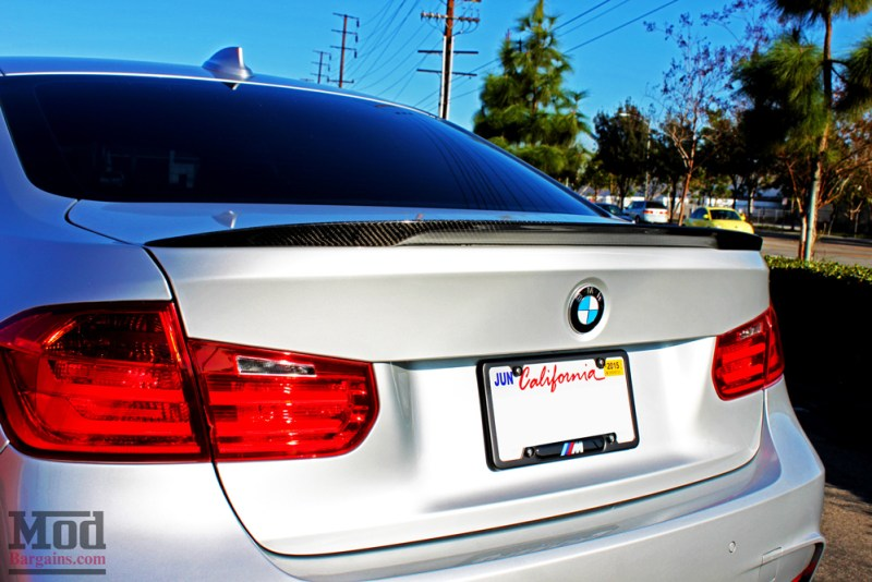 BMW_F30_328i_Forgestar_F14_Remus_Exhaust_Injen_N20_Intake_CF_Mirrors_CFSpoiler_IMG012