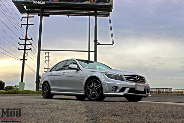 New Project Car: Ron's W204 Mercedes C63 AMG – One ANGRY Beast