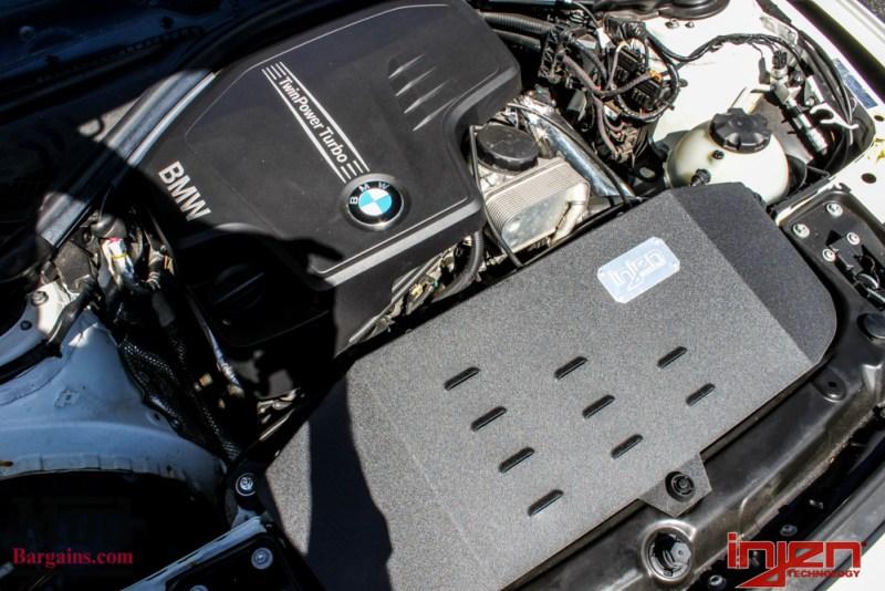 BMW F30 328i Msport Yutao Injen N20 intake