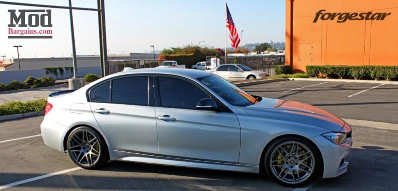 BMW_F30_328i_Forgestar_F14_gunmetal_Remus_Exhaust_Injen_N20_Intake_CF_Mirrors_CFSpoiler_IMG0xxx