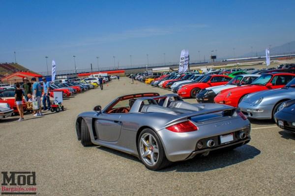 A Pleathora of Porsches at California Festival Of Speed 2015