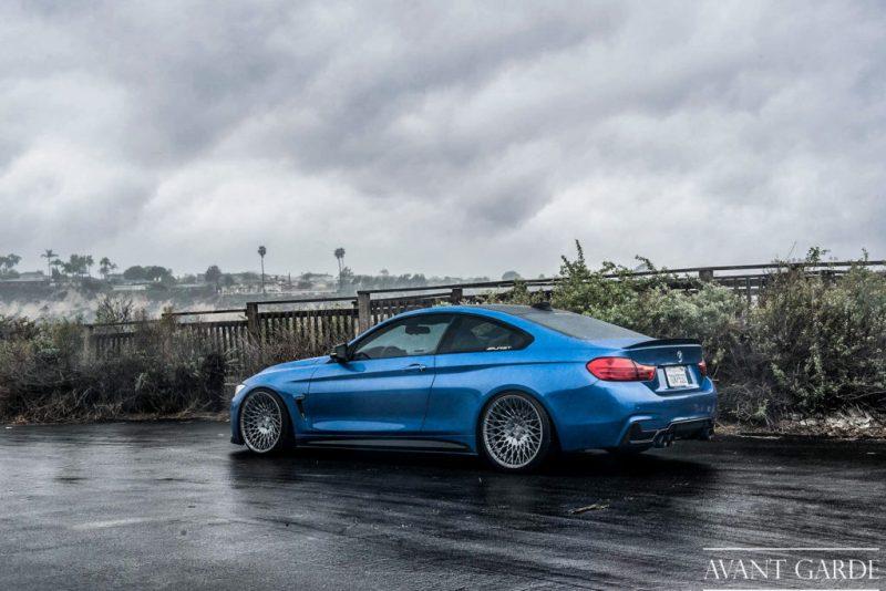 BMW F32 435i Avant Garde M540 20x10 +33 20x10.5 +40 JasonTung_img001