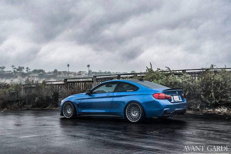 BMW F32 435i Avant Garde M540 20x10 +33 20x10.5 +40 JasonTung_img006