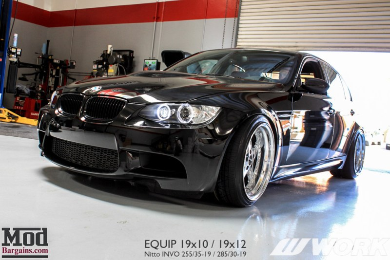 BMW_E90_M3_Work_Equip_19x10_19x12_Nitto_Invo_BC_Coilovers_MeganExhaust (13)