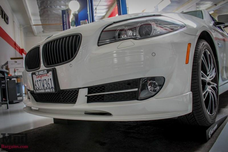 BMW_F10_528i_Remus_Quad_Exhaust_NonM_Lip_white-4