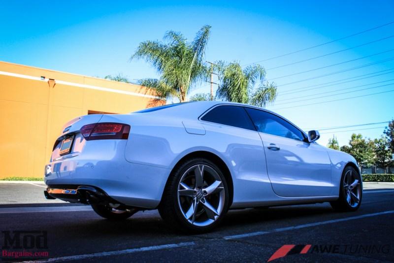 Audi_B8_A5_20T_AWE_Quad_Exhaust_Black_Tips_CF_Diffuser-25