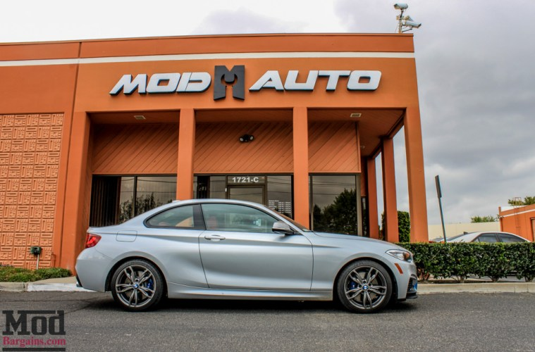 6 Best Mods for BMW M235i & 228i (F22/F23 Chassis)