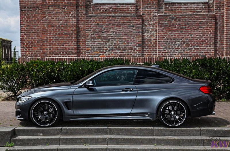 BMW_F32_435i_Gray_KW_Coilovers_Img003