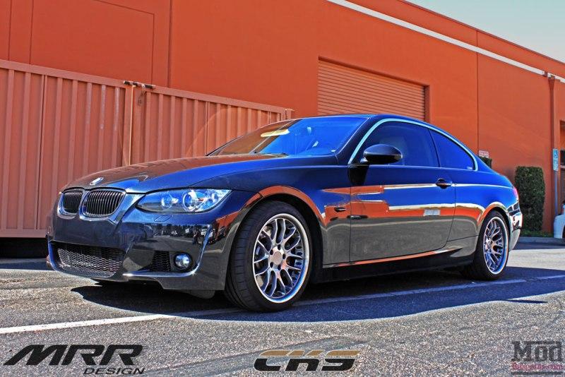 E92 Jeff MRR GT7 Wheels 18x8.5 18x9.5 225-40-18 255-35-18 CKS Coilovers (23)