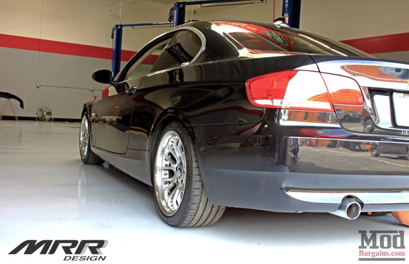 E92 Jeff MRR GT7 Wheels 18x8.5 18x9.5 225-40-18 255-35-18 CKS Coilovers (6)