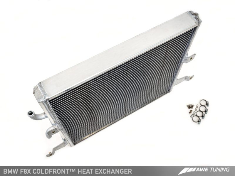 AWE Tuning BMW F80 F82 M3 M4 ColdFront Heat Exchanger (2)