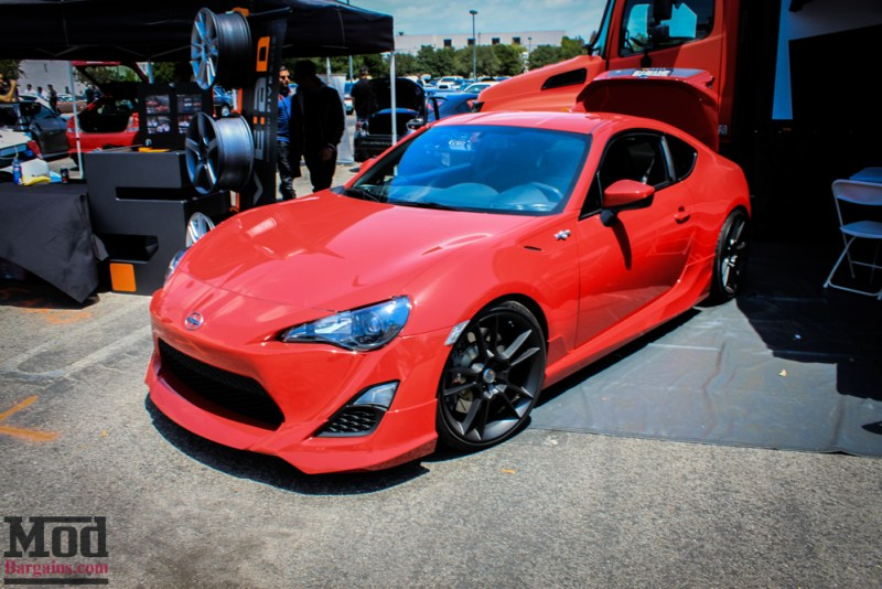 Scion Industry Influencers FR-S BRZ Meet-1