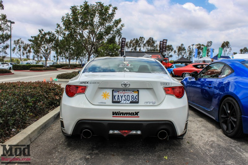 Scion Industry Influencers FR-S BRZ Meet-104
