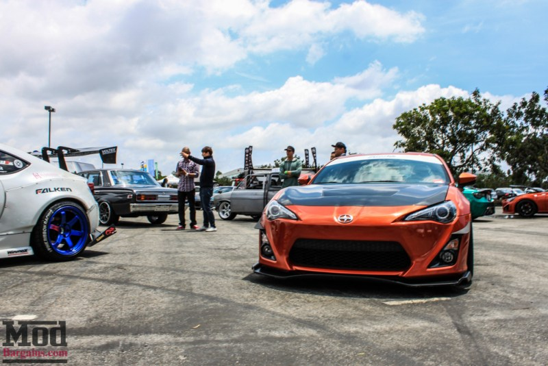 Scion Industry Influencers FR-S BRZ Meet-231