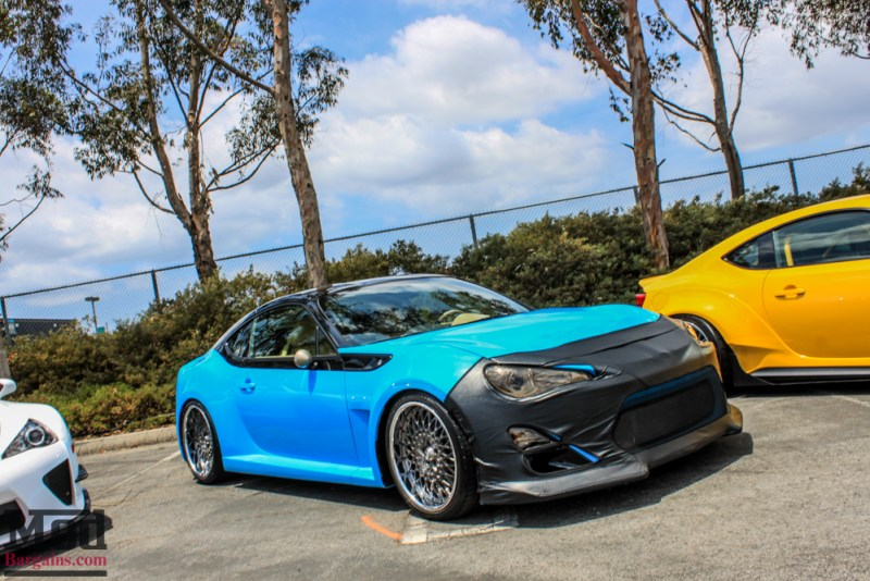 Scion Industry Influencers FR-S BRZ Meet-238