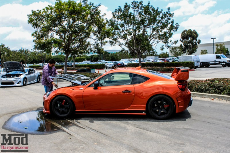 Scion Industry Influencers FR-S BRZ Meet-250