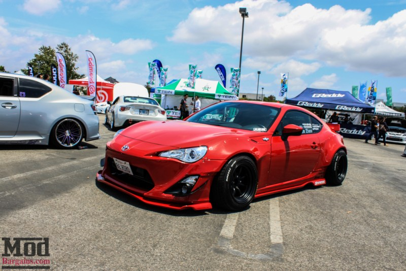 Scion Industry Influencers FR-S BRZ Meet-311