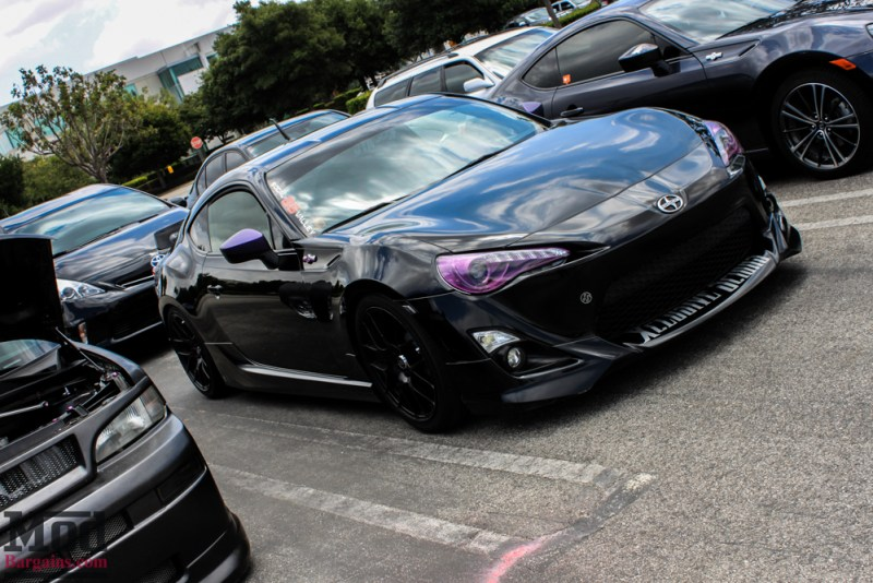 Scion Industry Influencers FR-S BRZ Meet-97