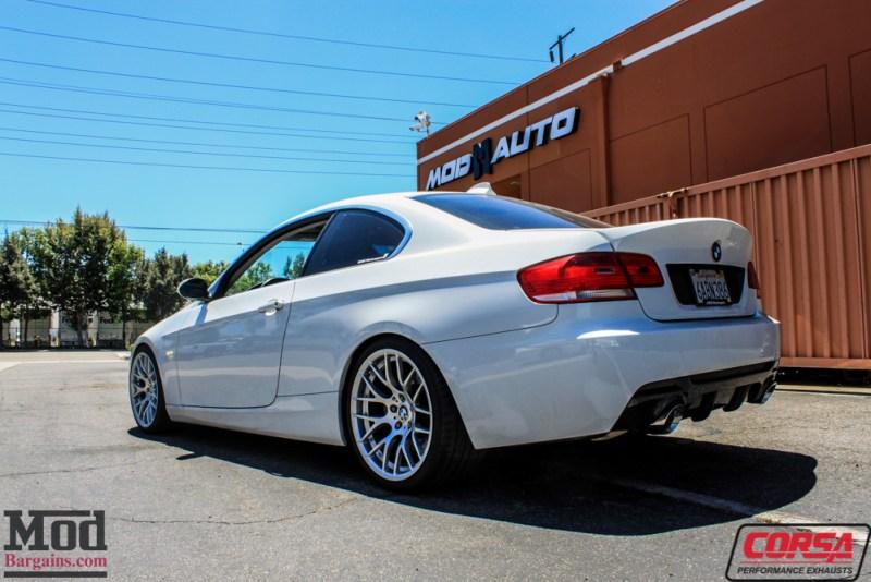 BMW_E92_335i_Corsa_Catback_exhaust-1