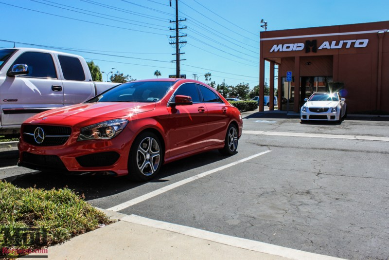 Mercedes_C117_CLA250_Red_Before-2