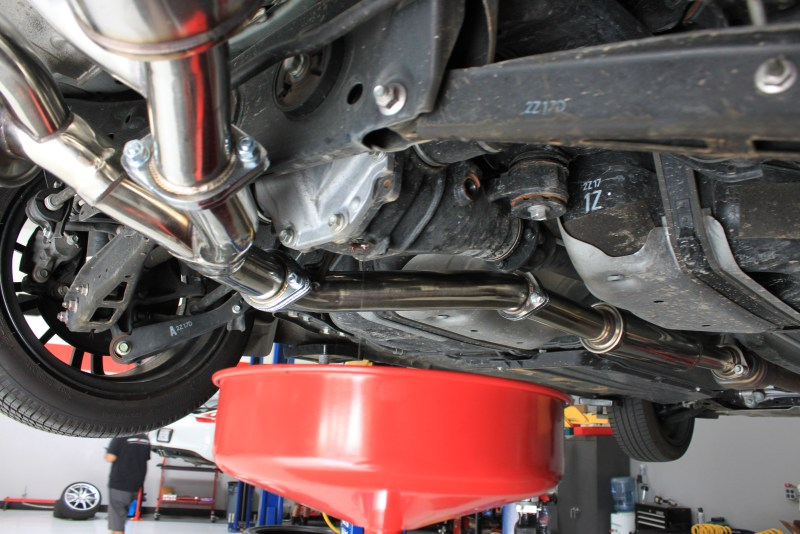 Pleasant Motul Transmission Fluid Change On E90 Bmw 335i