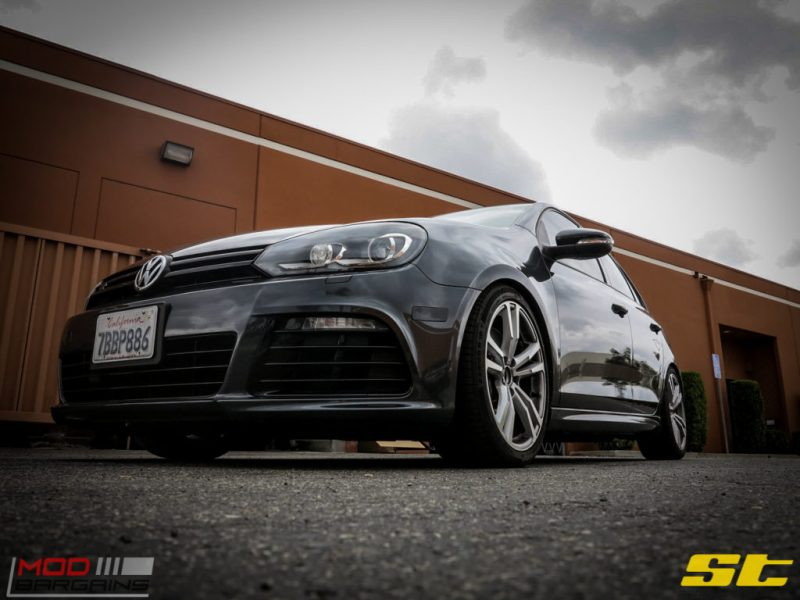 VW Golf R Mk6 ST Suspension Coilovers (8)